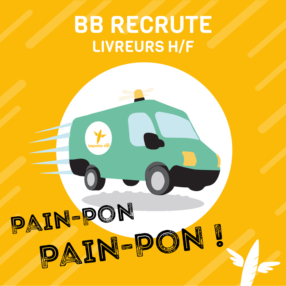 Baguette Box - Recrutement