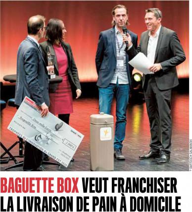 le Journal des Entreprises - Edition Alsace - Avril 2020